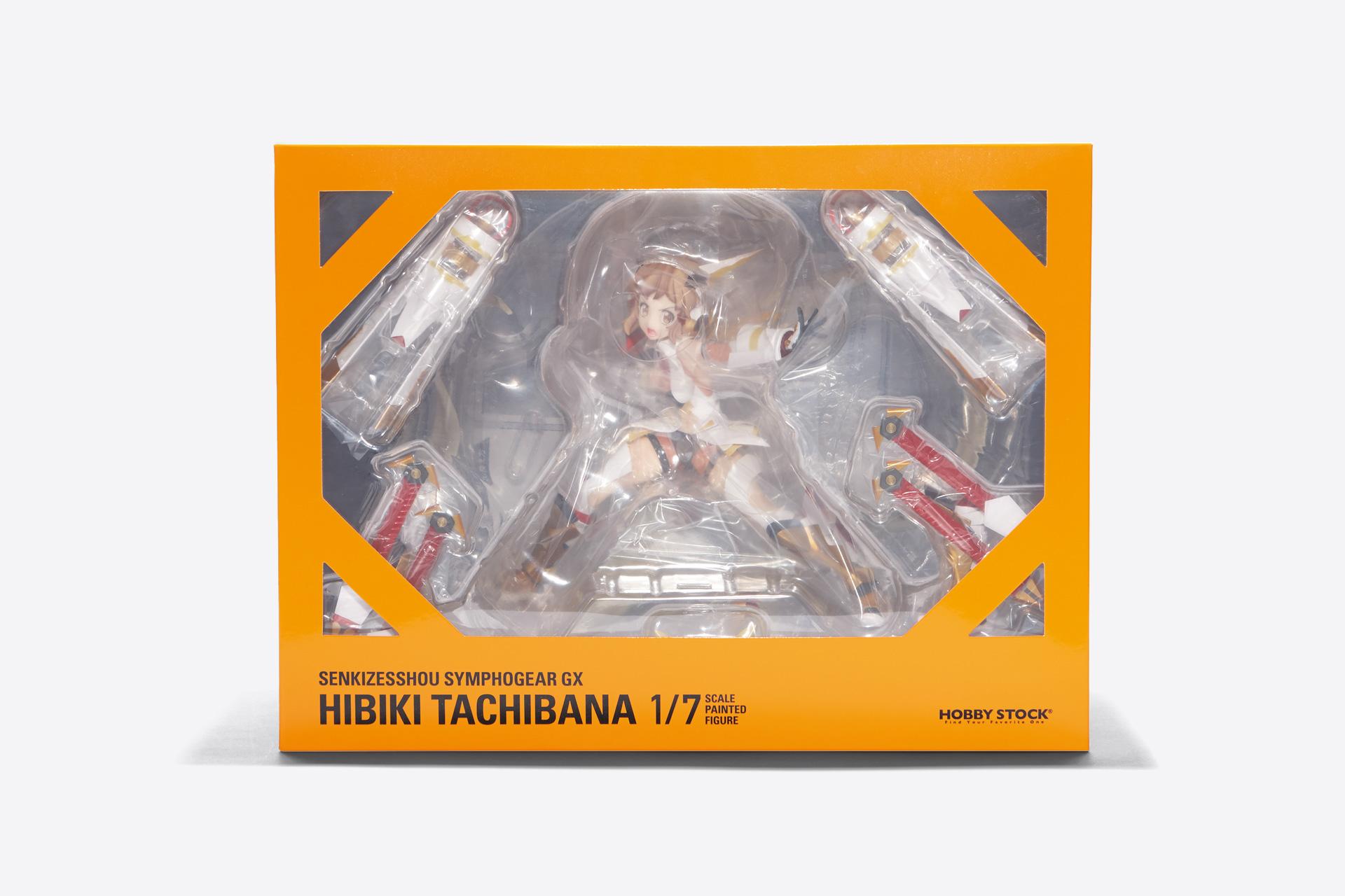 戦姫絶唱シンフォギアGX 1/7 立花 響 / Package