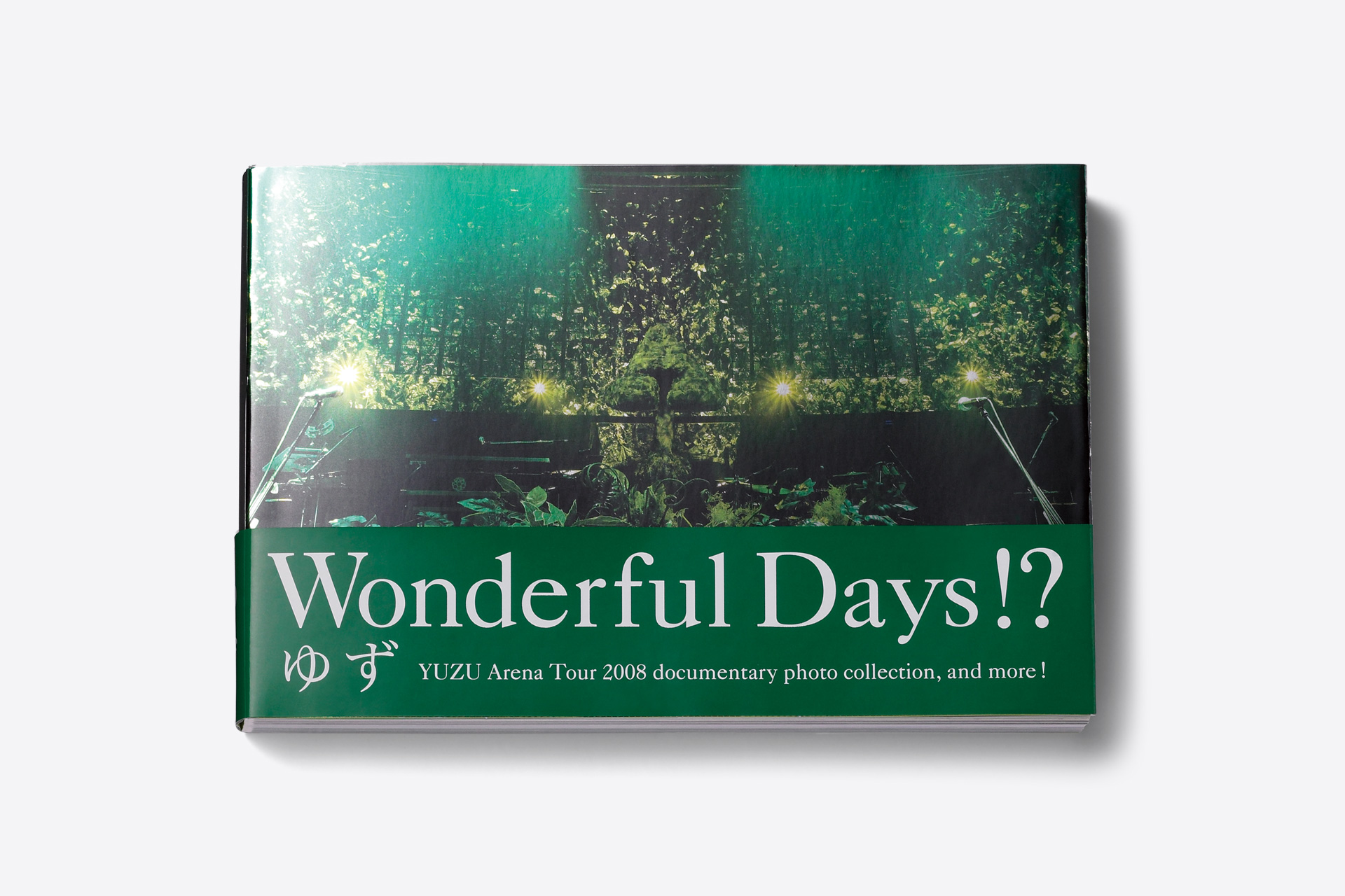 プレミアムフォトブック Wonderful Days!? / ゆず